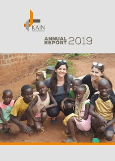 Kain Foundation 2019 Annual Report